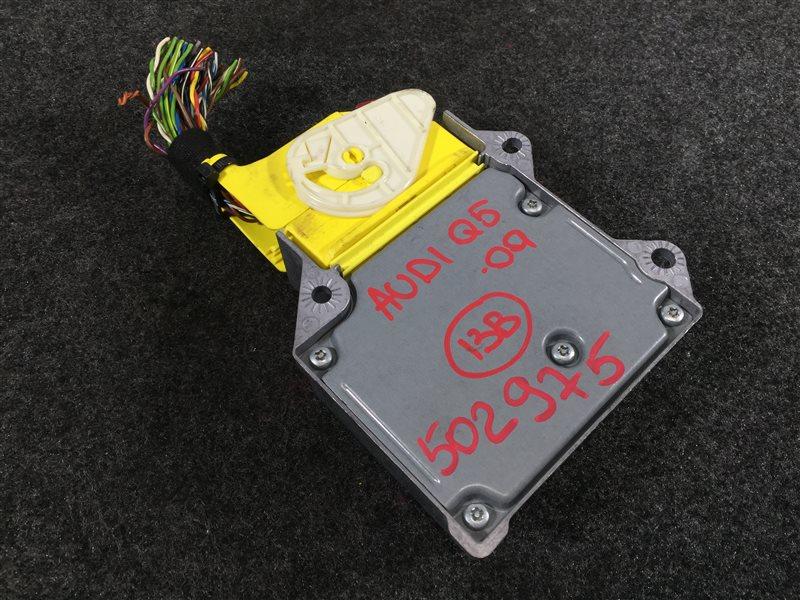 Блок управления airbag Audi Q5 8RB CDNC 2009 502975 (б/у)