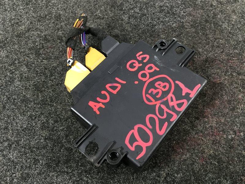 Блок управления парктроником Audi Q5 8RB CDN 2009 502981 (б/у)