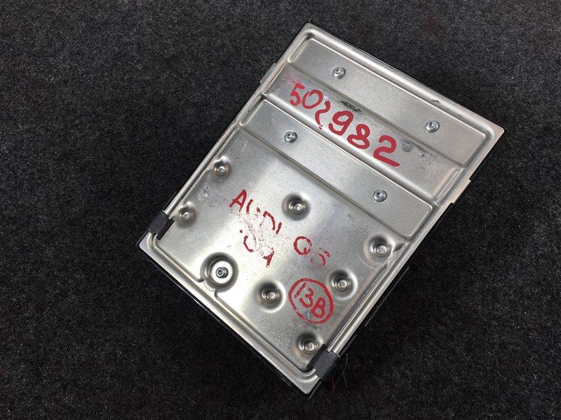 Блок управления Audi Q5 8RB CDN 2009 502982 Блок управления бортовой сети. (б/у)