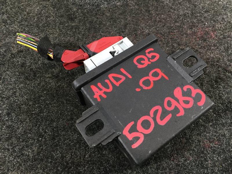 Блок управления Audi Q5 8RB CDN 2009 502983 (б/у)