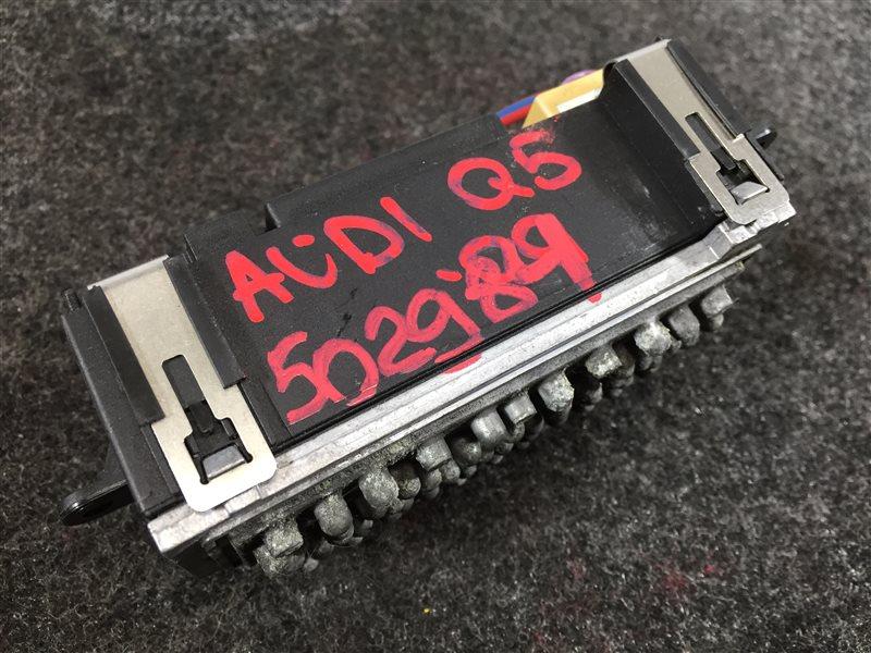 Резистор Audi Q5 8RB CDN 2009 502984 (б/у)