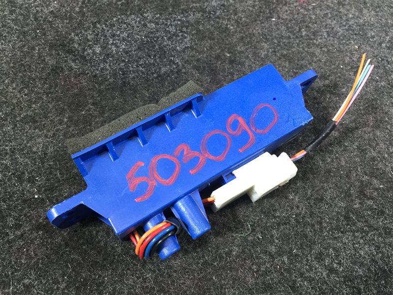 Блок электронный Lexus Gs450H GWS191 2GRFSE 2007 503090 Ионизатор воздуха. (б/у)