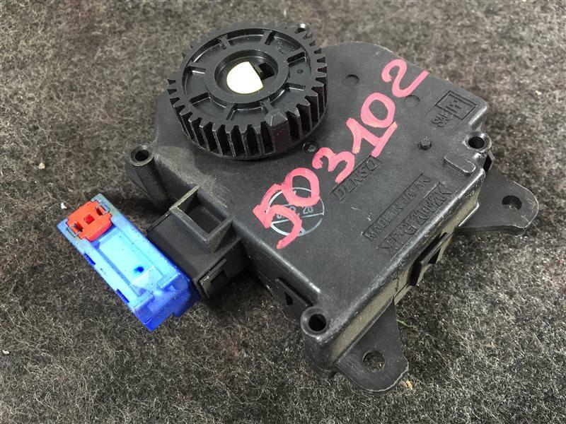 Мотор заслонки печки Lexus Gs450H GWS191 2GRFSE 2007 503102 (б/у)