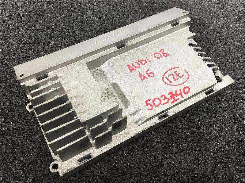 Усилитель магнитолы Audi A6 4F2 BDX 2008 503140 (б/у)