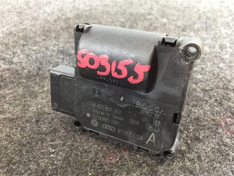 Мотор заслонки печки Audi A6 4F2 BDX 2008 503155 (б/у)