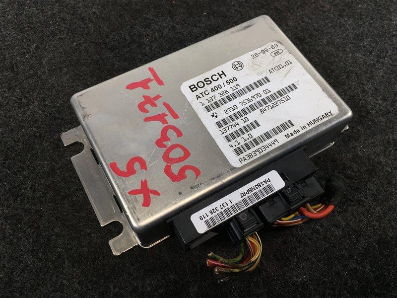 Блок управления Bmw X5 E53 N62 2003 503171 Блок управления раздаточной коробкой. (б/у)
