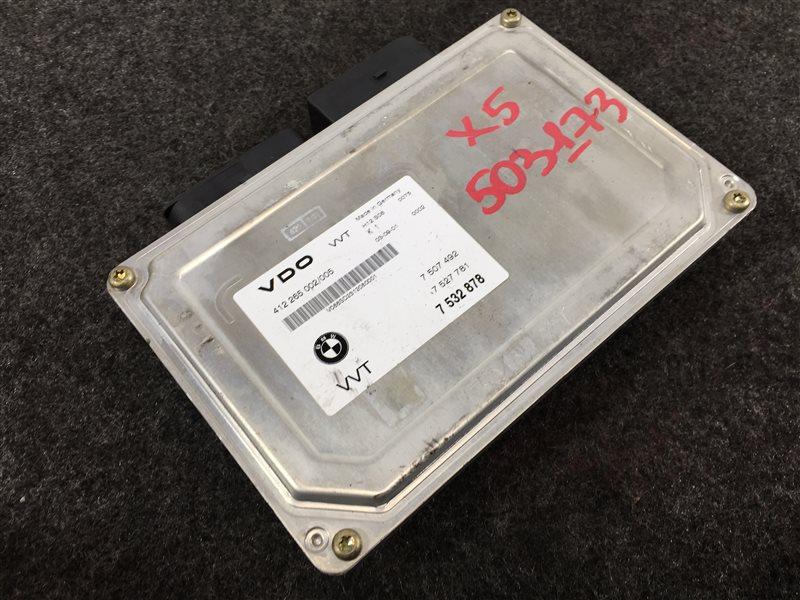 Блок управления двс Bmw X5 E53 N62 2003 503173 (б/у)