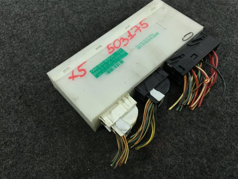Блок управления Bmw X5 E53 N62 2003 503175 (б/у)