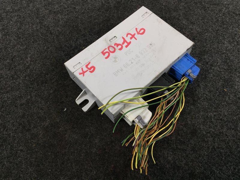 Блок управления Bmw X5 E53 N62 2003 503176 (б/у)