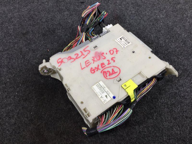 Блок предохранителей Lexus Is250 GSE25 4GR 2007 503215 (б/у)