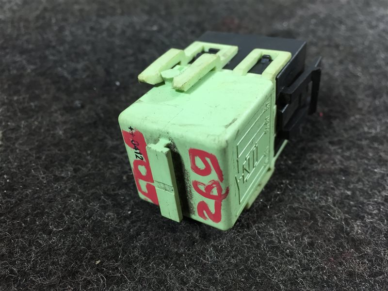 Реле Bmw X3 E83 M54 2004 503269 (б/у)