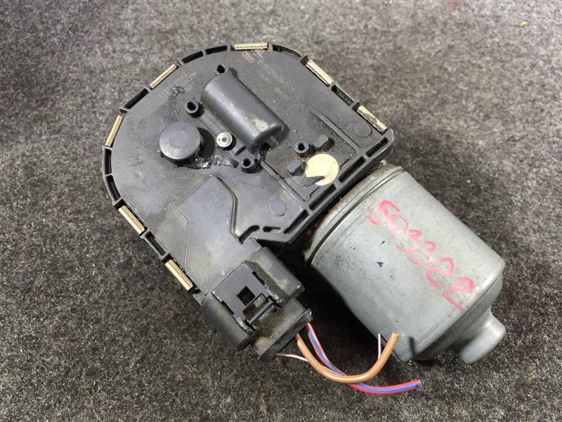 Мотор стеклоочистителя Audi Q5 8RB CDN 2009 передний 503322 (б/у)