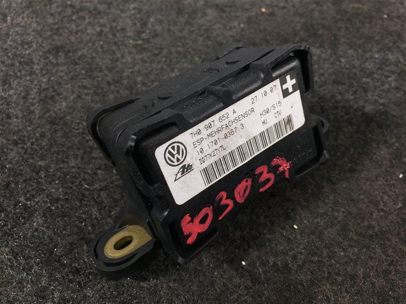 Датчик ускорения Volkswagen Jetta 1K2 BLG 2008 503037 (б/у)