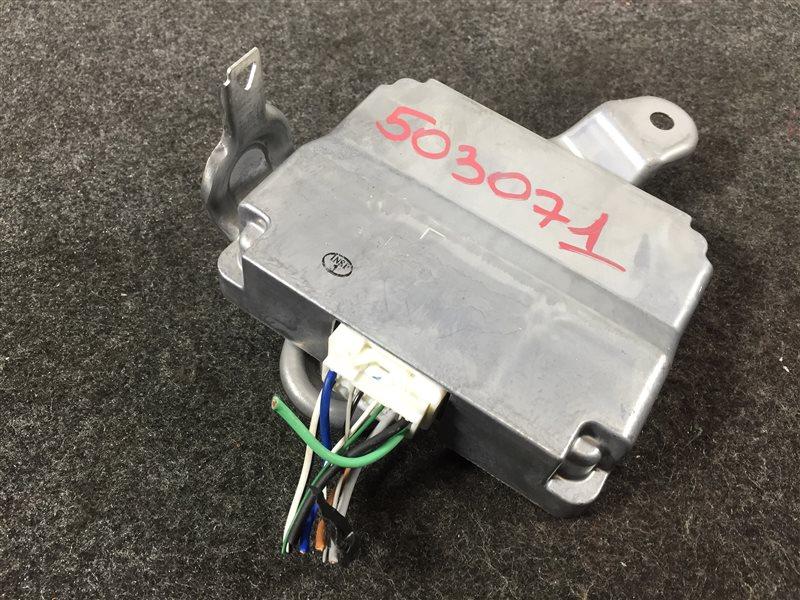 Блок управления Lexus Gs450H GWS191 2GRFSE 2007 503071 Блок управления ремнями безопасности. (б/у)
