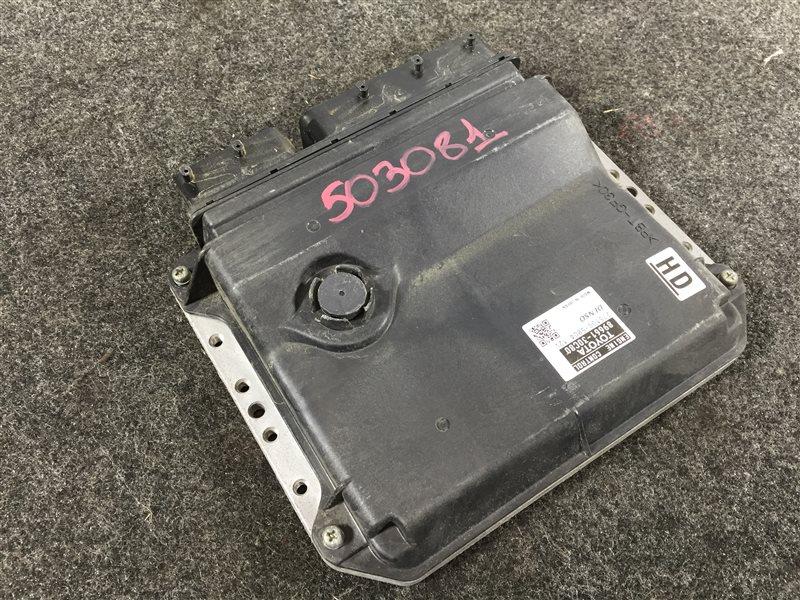 Блок управления двс Lexus Gs450H GWS191 2GRFSE 2007 503081 (б/у)