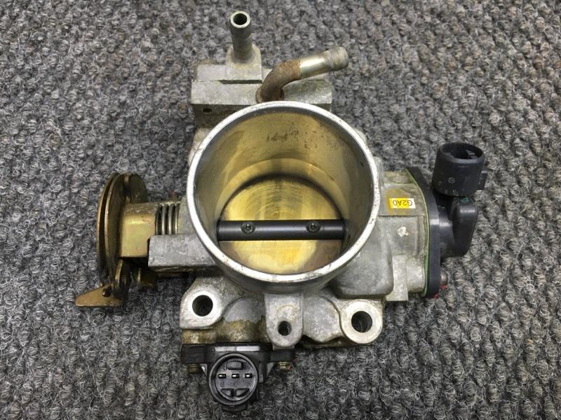 Заслонка дроссельная Honda Accord CF3 F18B 2001 (б/у)