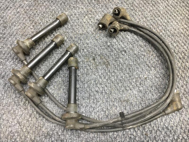 Высоковольтные провода Honda Accord CF3 F18B 2001 Продаются комплектом из 4 шт. (б/у)
