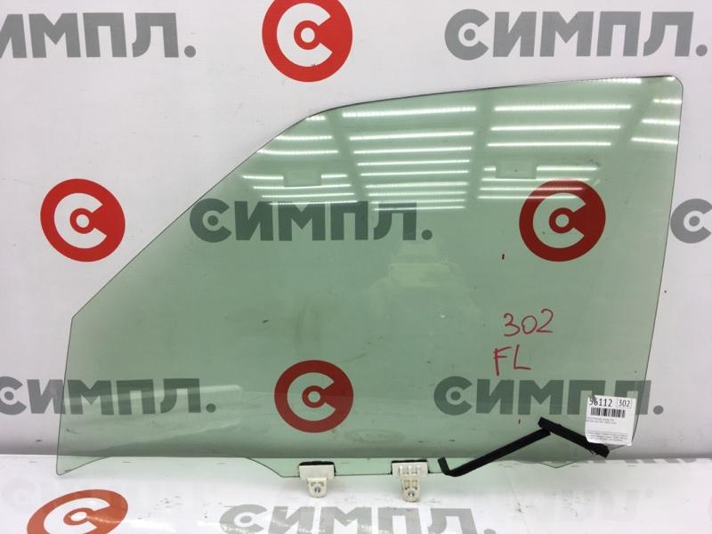 Стекло боковое Nissan Juke YF15 HR15 2011 переднее левое (б/у)