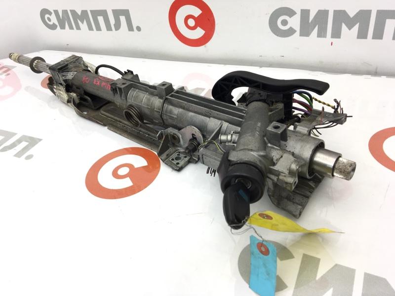 Колонка рулевая Bmw X3 E83 N52B25A 2008 Продается с замком как на фото, снят датчик (б/у)