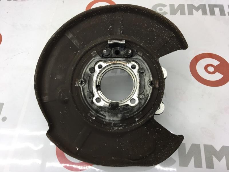 Цапфа Bmw 5-Series E60 M54B30 2004 задняя левая (б/у)