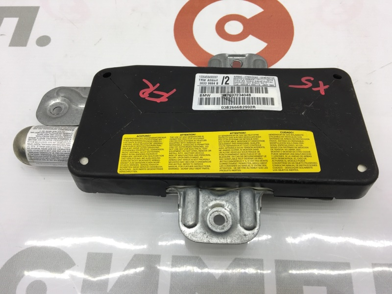 Подушка безопасности Bmw X5 E53 N62 2004 передняя правая Дверная. (б/у)