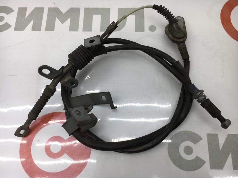 Тросик ручного тормоза Mazda Cx-7 ER3P L3 2007 задний правый 500316 Дефект (См. Фото). (б/у)