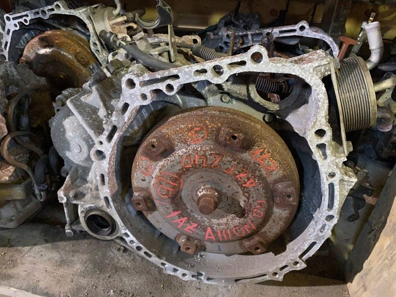 Акпп Toyota Allion AZT240 1AZ-FSE 2004 K110 (б/у)