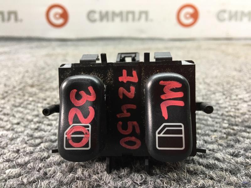 Блок управления стеклоподъемниками Mercedes-Benz M-Class W163 112.942 1999 72450, 1638201110, 03751600 (б/у)