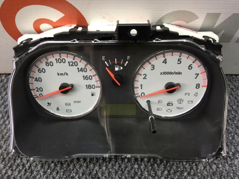 Панель приборов Nissan Note E11 HR15 2010 Есть дефект крепления см.фото. (б/у)