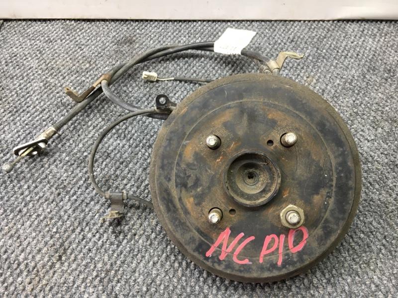 Тросик ручного тормоза Toyota Vitz NCP10 2NZ задний правый (б/у)