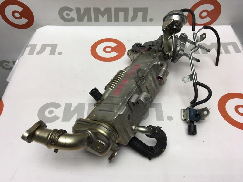 Радиатор отработанных газов Toyota Hiace KDH211 1KD-FTV 2013 (б/у)