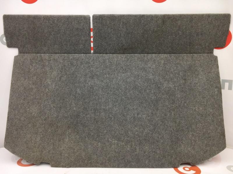 Панель пола багажника Toyota Passo KGC30 1KR 2011 (б/у)