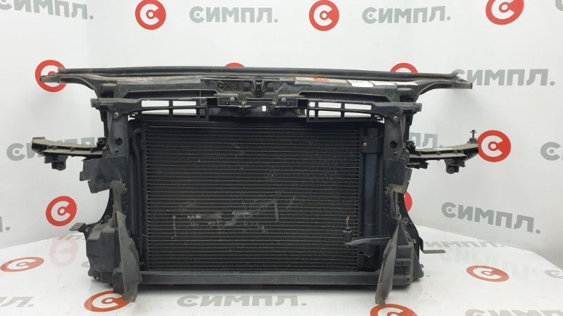 Диффузор Audi A3 8P BSE 2008 Цена за диффузор в сборе с вентиляторами. (б/у)