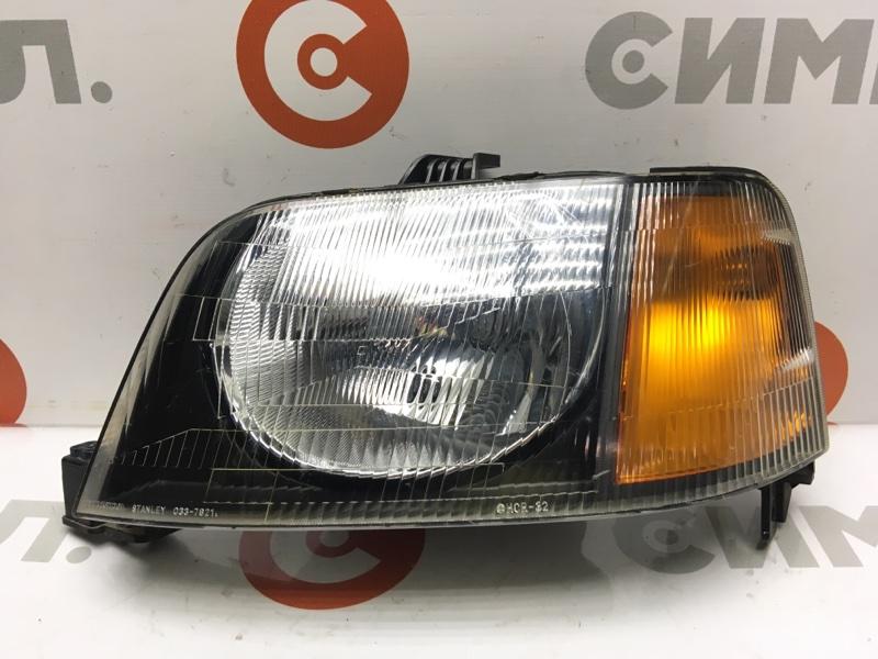 Фара Honda S-Mx RH1 передняя левая 033-7621 (б/у)