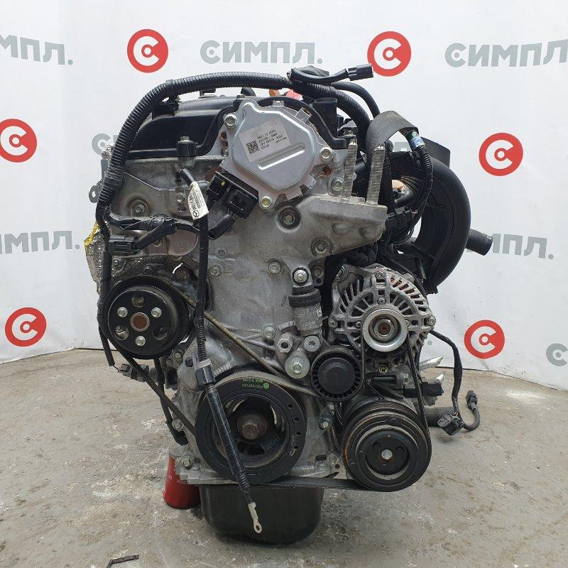 Двигатель Mazda Axela BM5FP P5 2015 Пробег по Японии 18000км. Сняты катушки зажигания, (б/у)