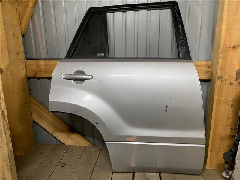 Дверь боковая Suzuki Escudo TD54W J20A 2007 задняя правая 73172 (+29.04.20) Цвет - Z2S. 12Д (б/у)