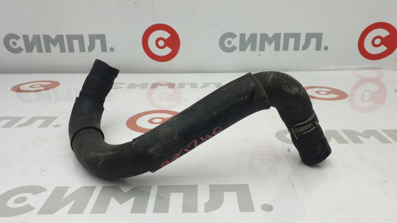 Патрубок радиатора Toyota Allion NZT240 1NZ 2004 нижний (б/у)