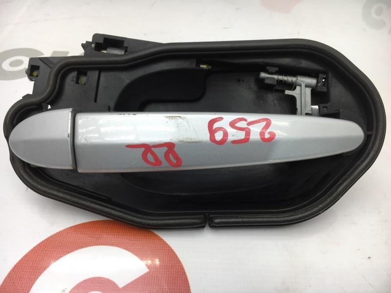 Ручка двери Bmw X3 E83 N52B25A 2008 задняя правая (б/у)
