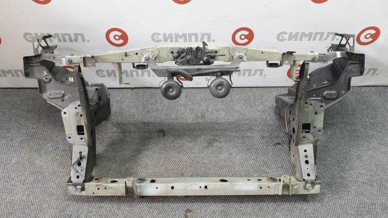 Рамка радиатора Nissan Juke YF15 HR15 2011 Усилитель с кронштейнами продан. (б/у)
