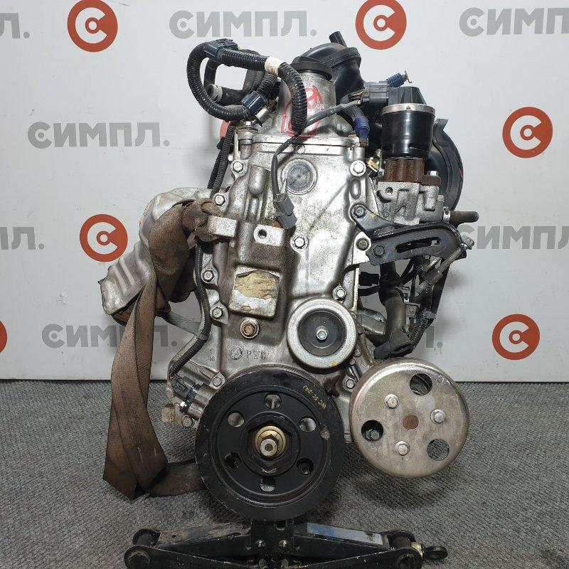 Двигатель Honda Airwave GJ1 L15A 2005 Пробег по Японии 95000 км. Снят поддон, 4 катушки (б/у)