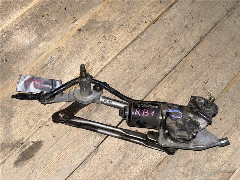 Трапеция дворников Honda Odyssey RB1 K24A 2003 (б/у)