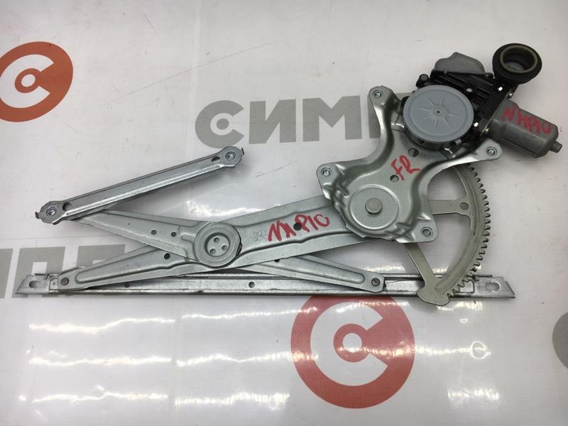 Стеклоподъемный механизм Toyota Aqua NHP10 1NZ-FXE 2012 передний правый (б/у)