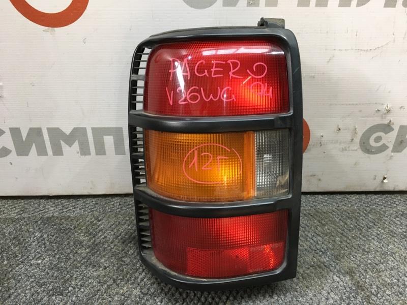 Задний фонарь Mitsubishi Pajero V26WG 4M40 1994 задний левый 043-1540 (б/у)