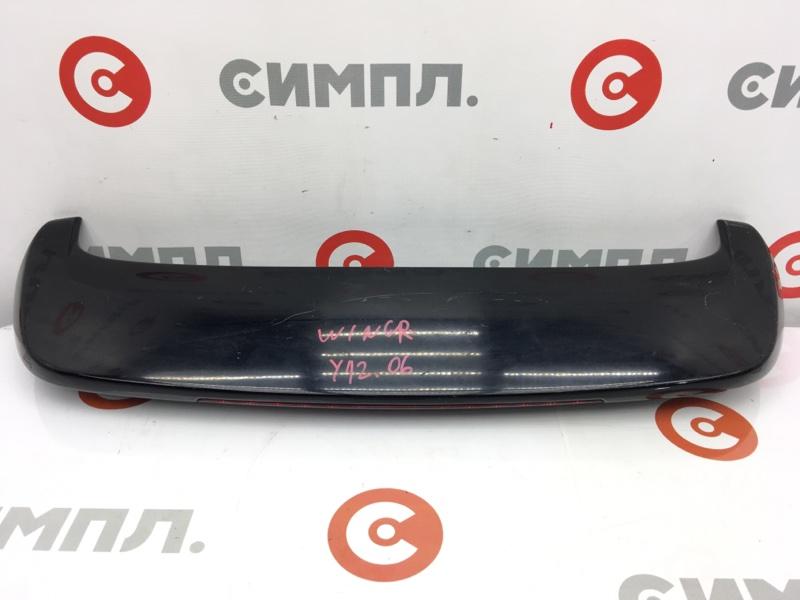 Спойлер Nissan Wingroad JY12 HR15 2006 96030-CV50A (б/у)