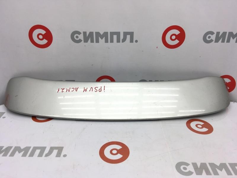 Спойлер Toyota Ipsum ACM21 2AZ 2003 76085-44060 (б/у)