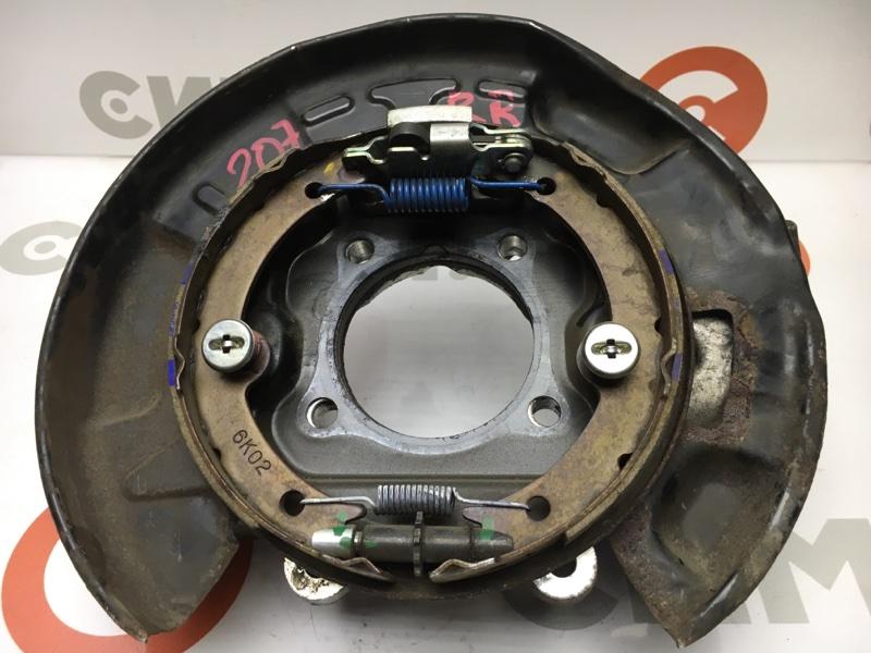 Цапфа Lexus Is250 GSE25 4GR 2006 задняя правая (б/у)