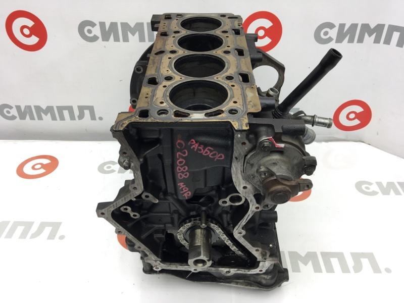 Блок цилиндров Nissan X-Trail DNT31 M9R 2008 Цена за голый блок. Наличие и цену поршневой (б/у)