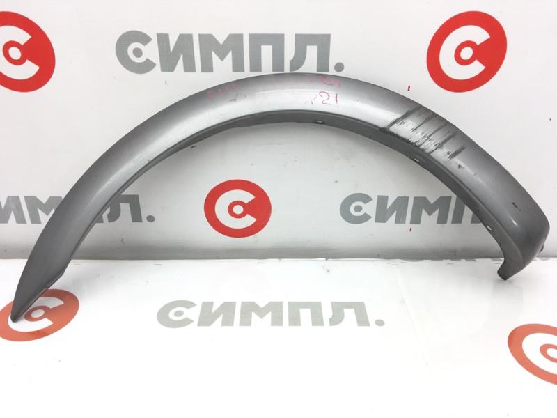 Расширитель крыла Toyota Funcargo NCP21 1NZ 2001 передний левый Потертости (см. фото) (б/у)