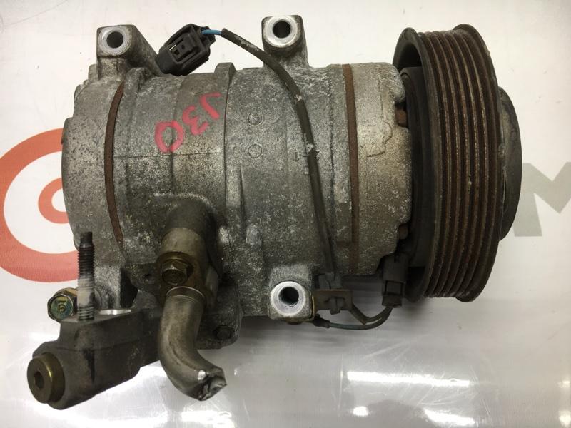Компрессор кондиционера Honda Inspire UC1 J30A 2004 2473001341 (б/у)