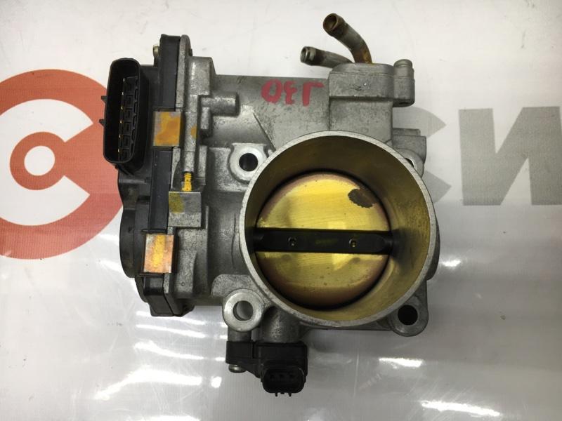 Заслонка дроссельная Honda Inspire UC1 J30A 2004 (б/у)